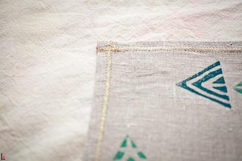 Rachel Craven Textiles - The Local Rose - Photos by Mel Blanchard