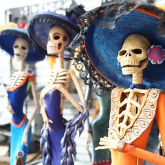 Late for Day of the Dead. #latergram