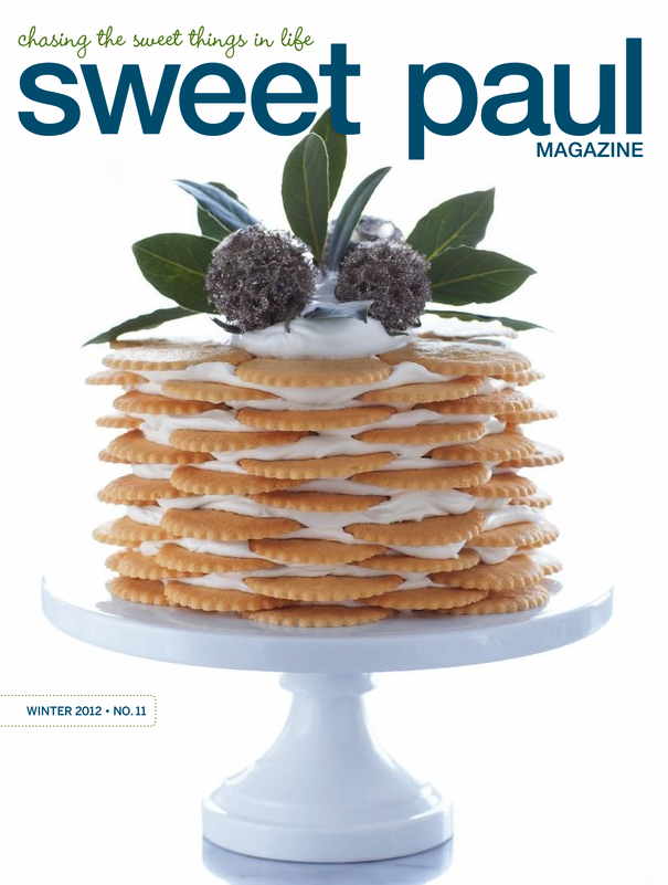 Sweet Paul: Holiday Video & Issue