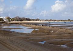 Manda Island Seashore And Beach, Lamu, Kenya