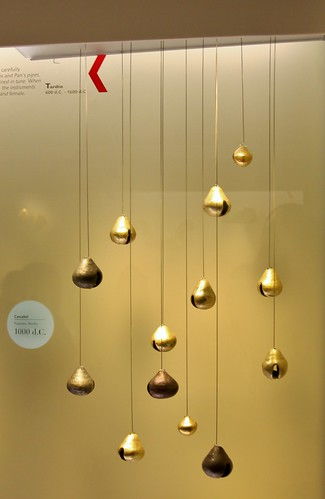 Museo de Oro decorations