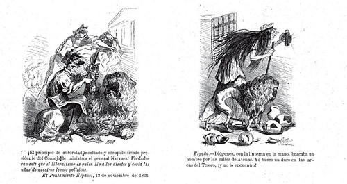 004-Revista Gil Blas-Diciembre 1864-Francisco J. Ortego- Copyright Biblioteca Nacional de España