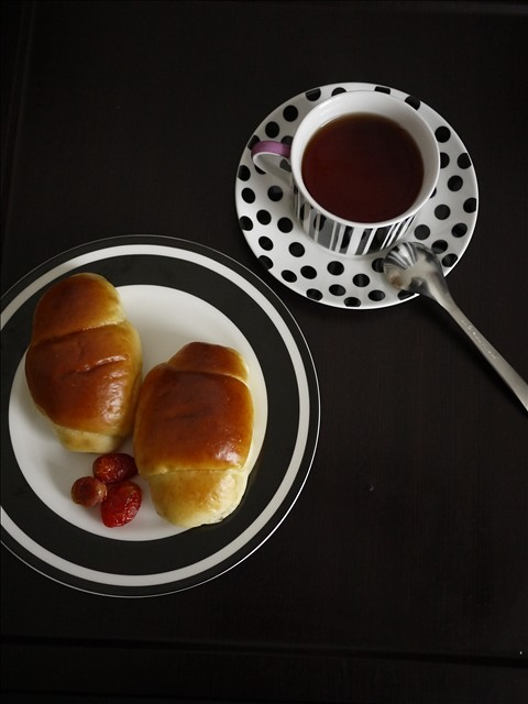 普通の朝食という贅沢