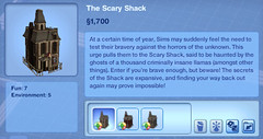 The Scary Shack