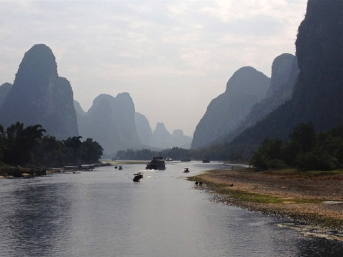 The Li River, Guangxi 4