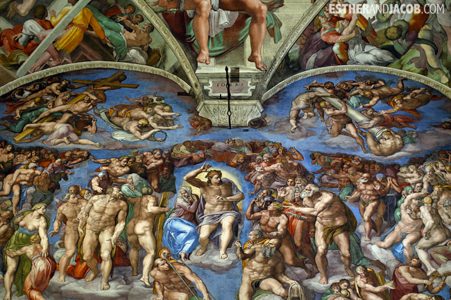 Sistine Chapel Vatican City Museum When in Rome Day 2 | What to do and see in Rome in 48 hours | Travel Photography