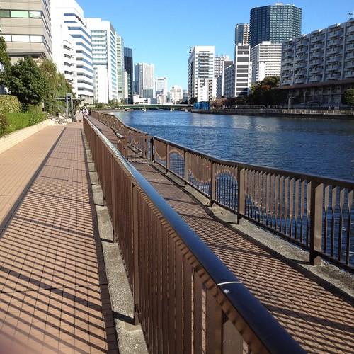 高浜運河 by haruhiko_iyota