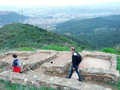 Poblat ibèric de Puig Castellar #cebadalona