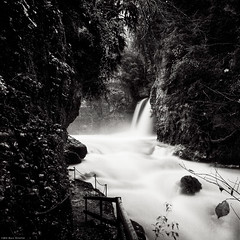 Tine de Conflens Waterfall VIII