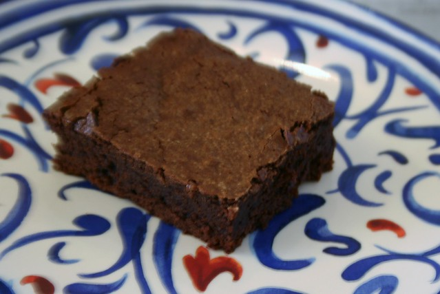 Olive Oil Brownie