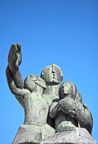 Monumento ao Emigrante - Sul - Portugal