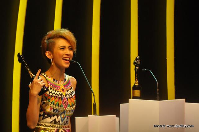 Penny Tai Wins PWH Music Awards