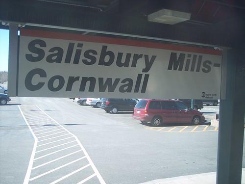 Salisbury Mills - Cornwall