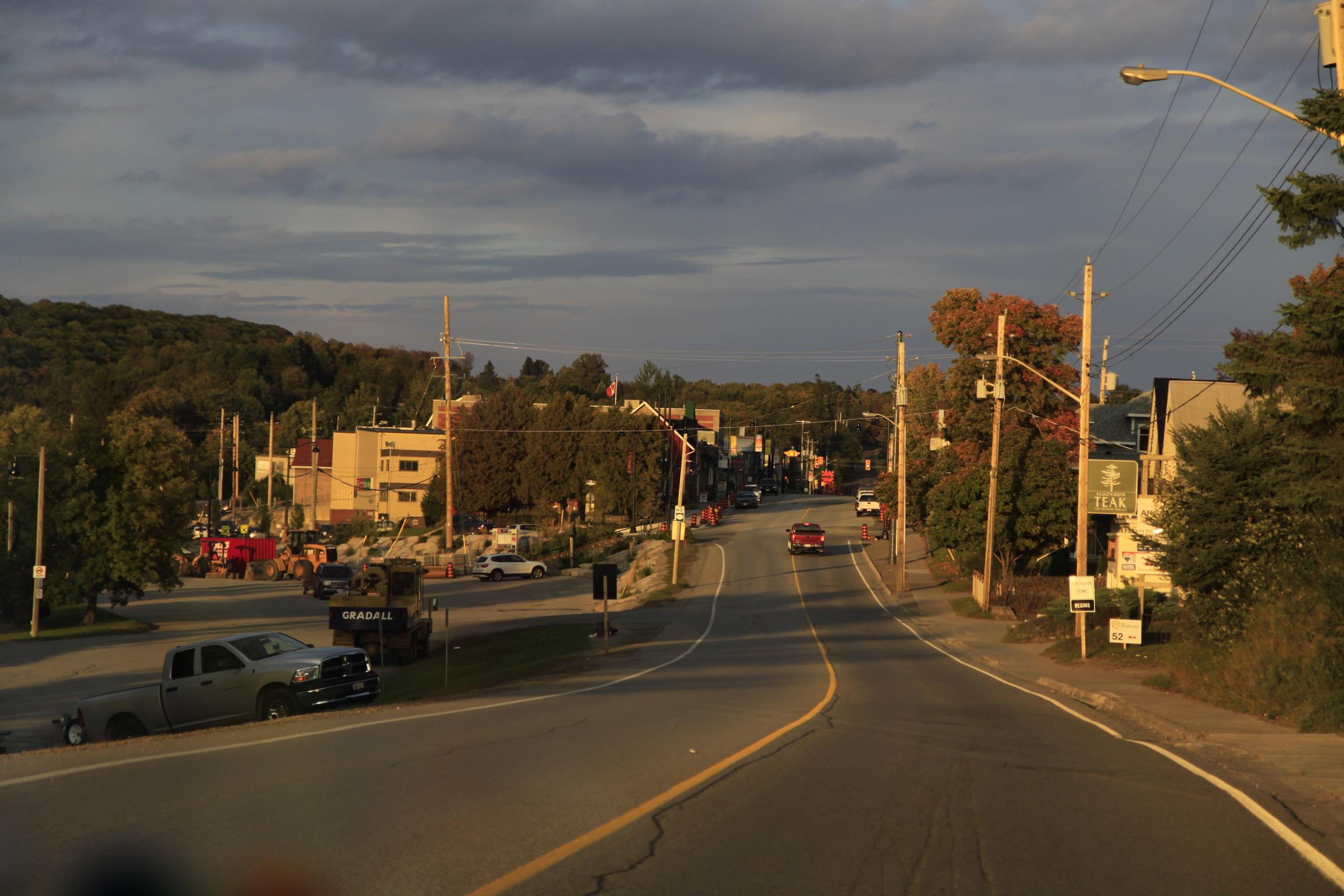 Haliburton town