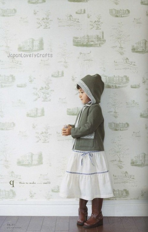 Giry & Lovely Style Wardrobe - Japanese Sewing Pattern Book for ...