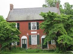 Davidson House, Buckingham C. H., Va