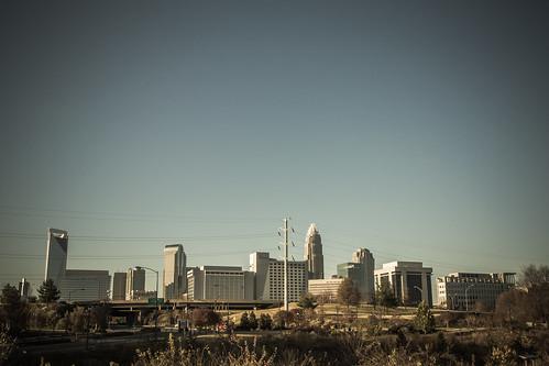 Uptown Charlotte by kenfagerdotcom