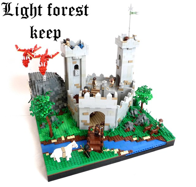 Light forest keep