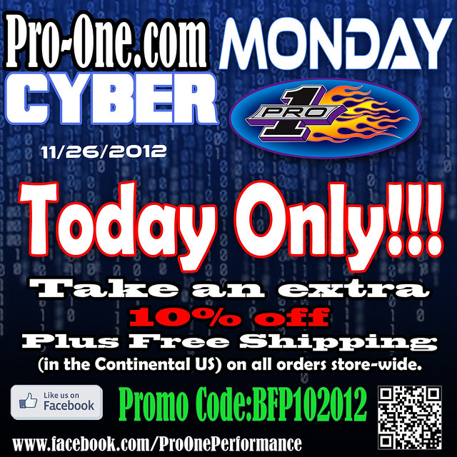 pro one cyber monday sale