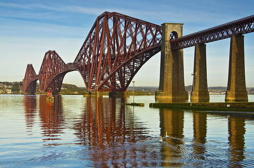 Forth Bridge Reflections
