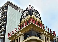 Markham Clocktower