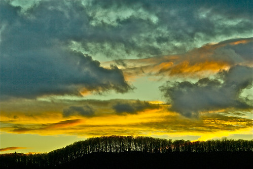 light sunset mountains nature clouds canon landscape photography colorful vermont hill