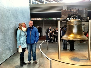 Visiting the Liberty Bell
