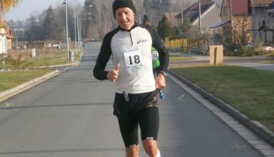 Sršský maraton vyhrál Vabroušek a Zbíralová