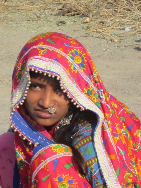Dasada India  city photo : semi nomadic girl | Dasada, India | By: ccarlstead | Flickr Photo ...