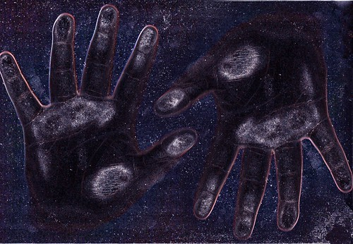 Hands in the Cosmos