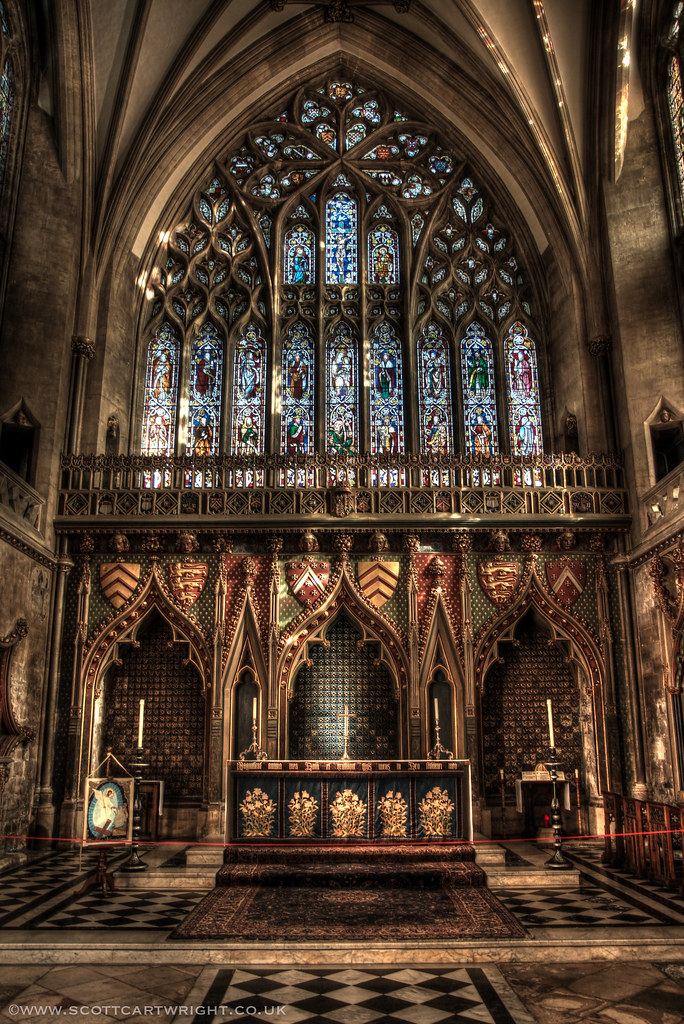 Bristol Cathedral HDR