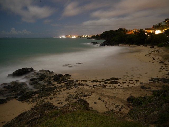 Beach At Night Long Exposure I M Really Pleased With How Flickr Photo Sharing