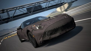 Chevrolet Corvette C7 Test Prototype in Gran Turismo 5