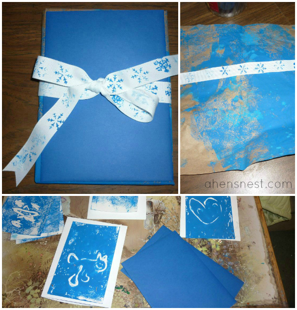 homemade-wrapping-paper-printed-cards-Kiwi-Crate