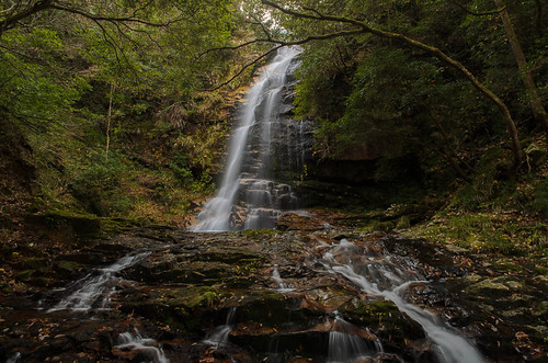 longexposure leaves japan river waterfall ngc fallen 日本 滝 長時間露光 島根県 02景色 邑智郡
