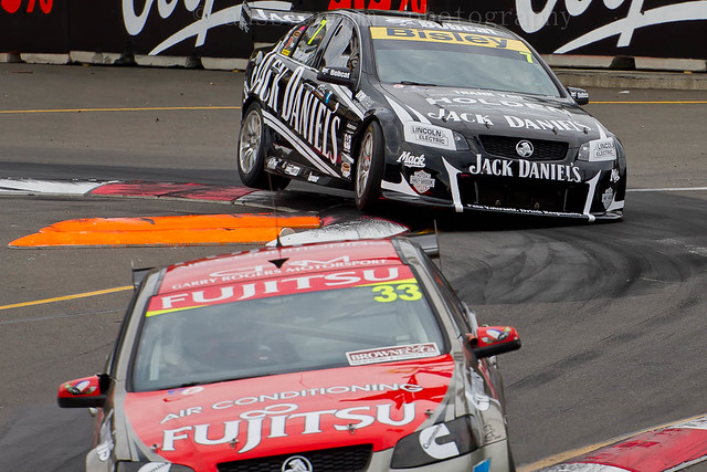 V8 Supercars - Sydney Telstra 500