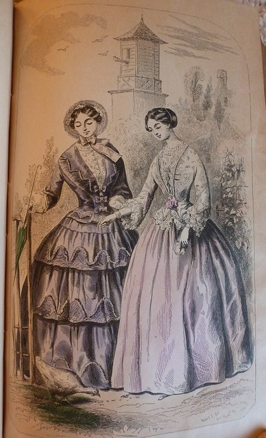 Godey's Lady's Book, May 1853 2