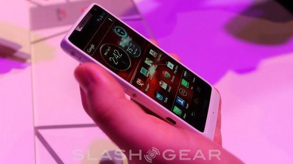 Motorola Droid RAZR HD, MAXX Android 4.1