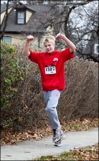 2012 Lansdowne YMCA Reindeer Run 5-K