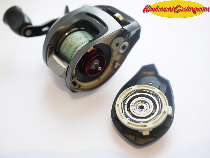 Daiwa Steez Boca Bearings 3