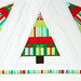 Christmas Tree Skirt by Made By Cola