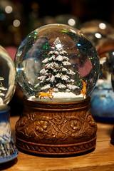 Snow Globes - Christmas Fair on Southbank