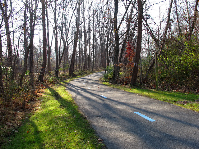Paint Branch Trail Prince George S County