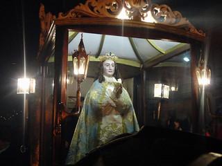 La Virgen de los Pegotes.