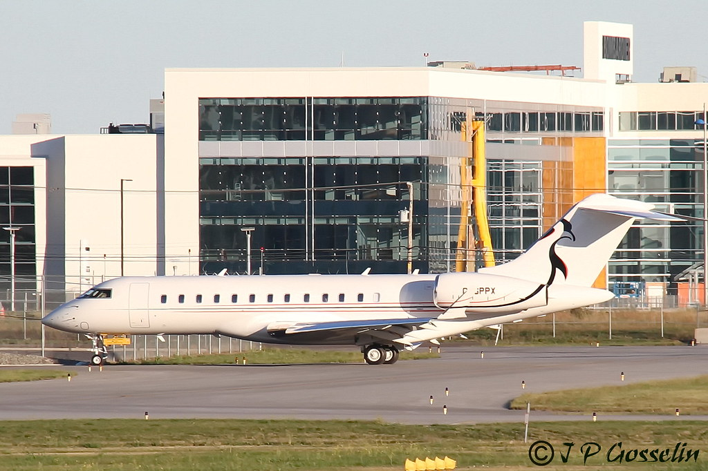 C-GPPX - GL6T - Skyservice Business Aviation