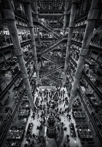 Lloyds Interior
