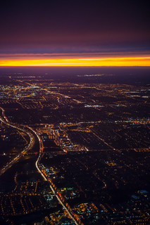 339/365: Twilight over Toronto.