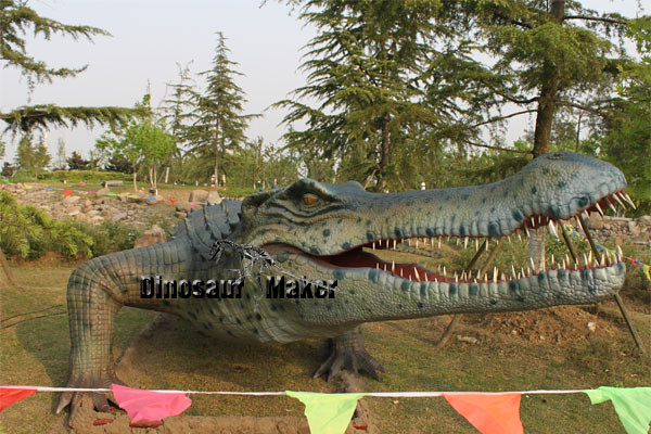 Animatronic Animal Crocodile for Sale