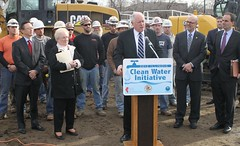 First loan under 2012 Illinois Clean Water Initiative to Pekin