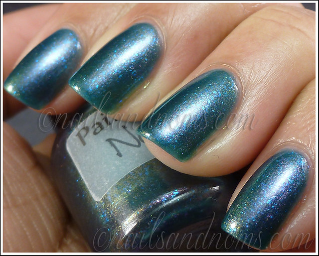 Paint Box Polish - Northern Lights 2